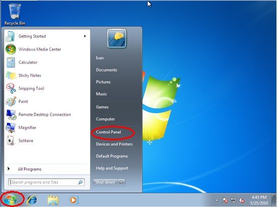 How to Create a Windows 7 Password Reset Disk?