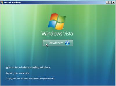 windows vista admin password bypass
