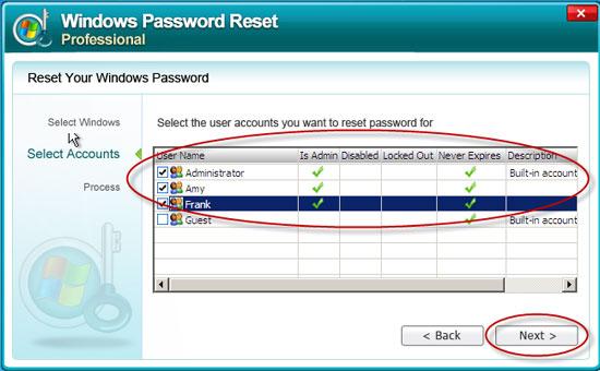 how to crack administrator password windows 8