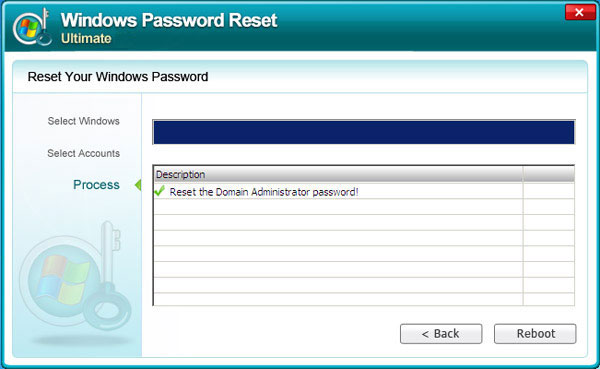 crack Windows Server 2000 admin password