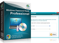 Windows Password Reset Professional
